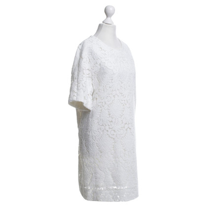 Chloé Lace dress in white