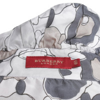 Burberry Silk blouse with pattern
