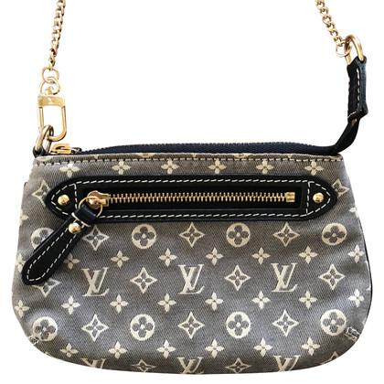 Louis Vuitton Bag made of Monogram Mini Lin Gris