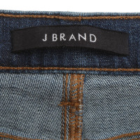 J Brand Cullotte in donkerblauw