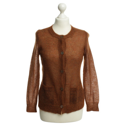 Dries van Noten Cardigan in Brown