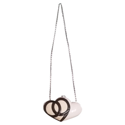 """Chanel """"Doppio cuore Bag"""""""