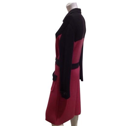 Missoni Cappotto in maglia in bicolor