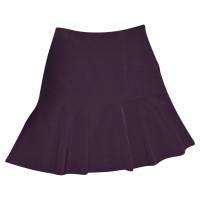 Missoni burgundy skirt