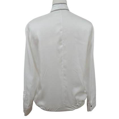 Van Laack Body blouse with button