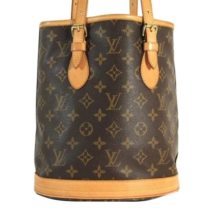 """Louis Vuitton """"Petit emmer Monogram Canvas"""""""