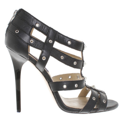 Jimmy Choo for H&M Sandaletten in Schwarz