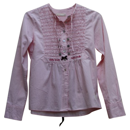 Odd Molly Blouse in roze