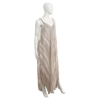 Halston Heritage Dress with pleats