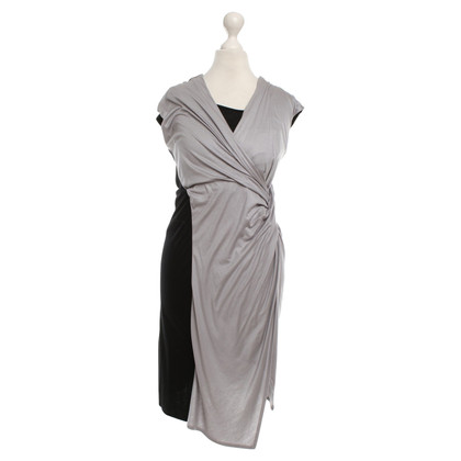 Helmut Lang Dress in winding optics