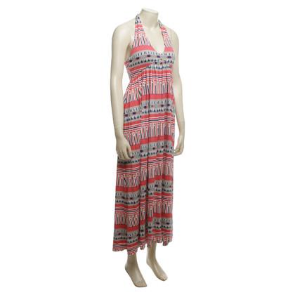 Diane von Furstenberg Silk Halter dress