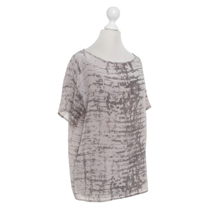 Drykorn Silk-top with pattern