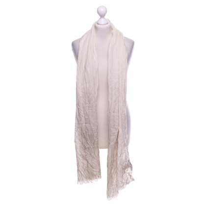 Les Copains Scarf in beige