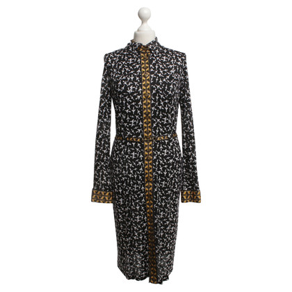 Diane von Furstenberg Patterned silk dress