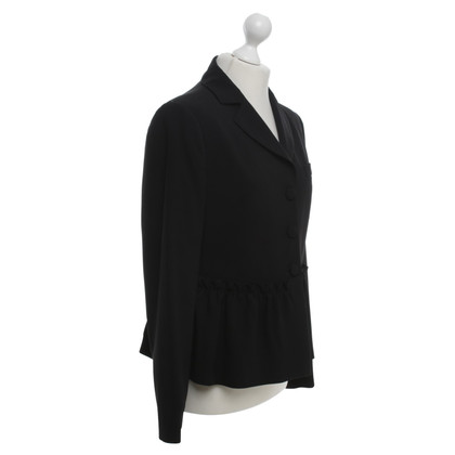 Moschino Love Blazer in black