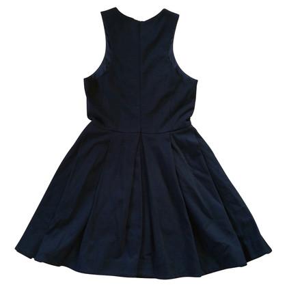 Tibi Schwarzes Kleid