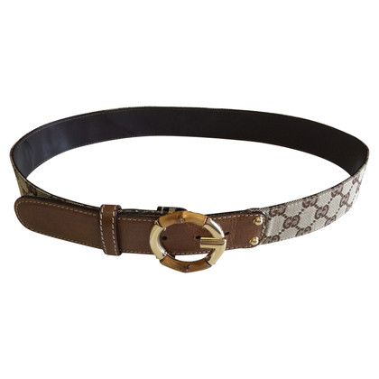 Gucci Belt with bamboo details