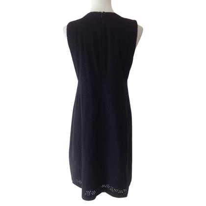 Burberry Kleid in Schwarz