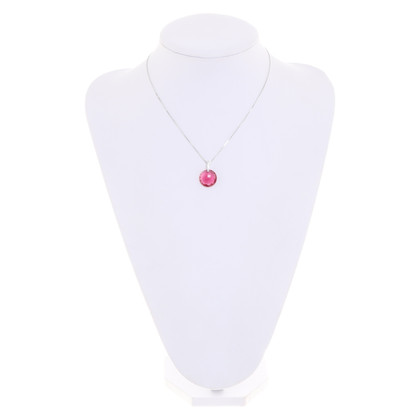 Bliss Necklace with gemstone