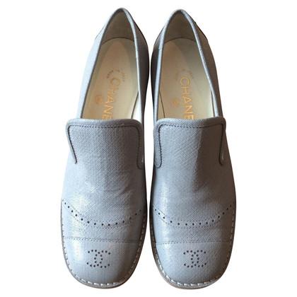 Chanel slipper