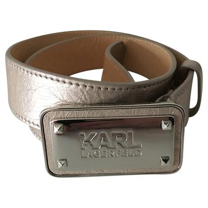 Karl Lagerfeld Gürtel