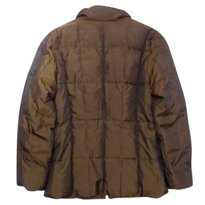 Burberry Quilted jacket in chameleon khaki
