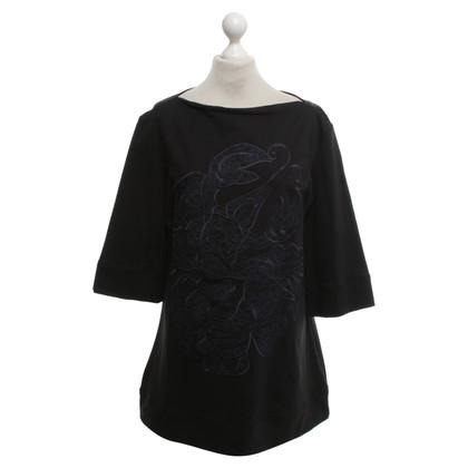 Escada Longshirt in black