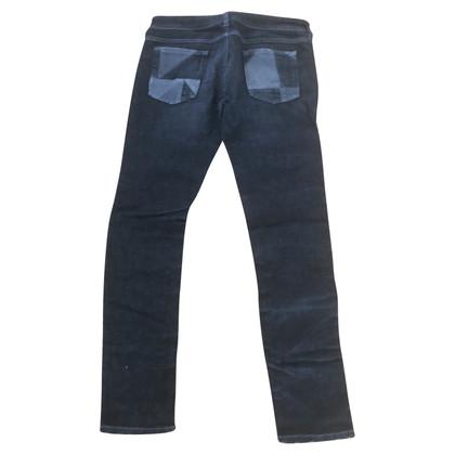 Isabel Marant Etoile Patchwork Jeans
