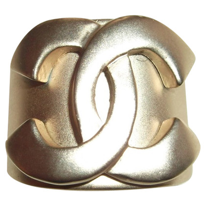 Chanel band ring