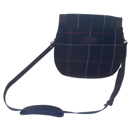 Barbour shoulder bag