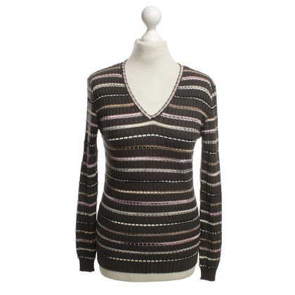 Missoni Colorful knit sweater