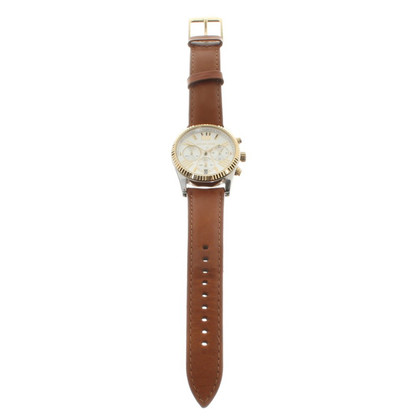 Michael Kors Leather Watch