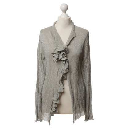 Dries van Noten Cardigan with fancy yarn