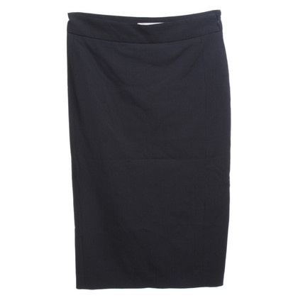 Reiss Pencil skirt in dark blue
