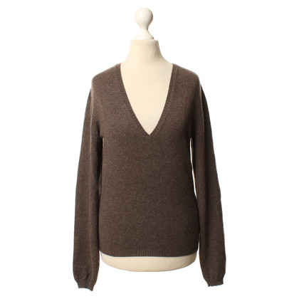Loro Piana Cashmere sweater in Brown