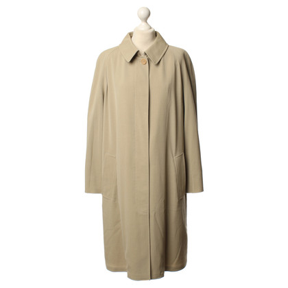 Hermès Coat in beige