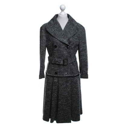 Burberry Prorsum Coat in grijs