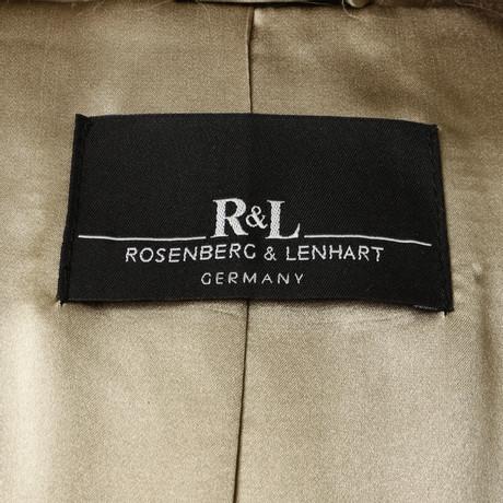 Weste Lammfell Rosenberg Khaki Lenhart Rosenberg aus amp; amp; p7qHwIF
