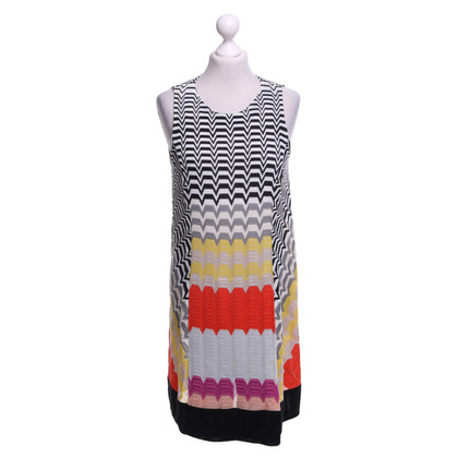 Missoni Patterned dress in multicolor