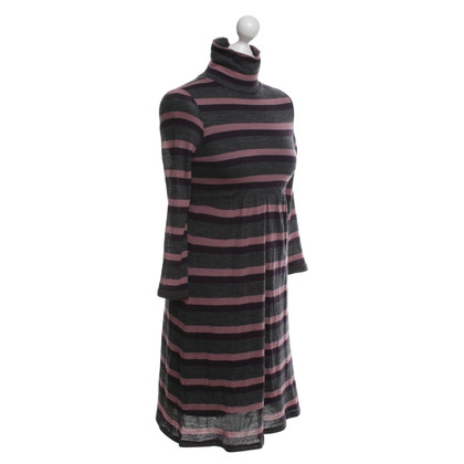 Patrizia Pepe Dress with stripe pattern
