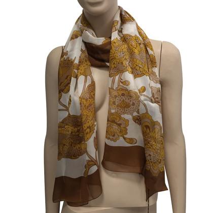 Gucci Chiffon scarf