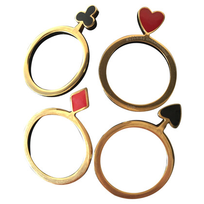 Moschino Cheap and Chic ring van de 4-delige set