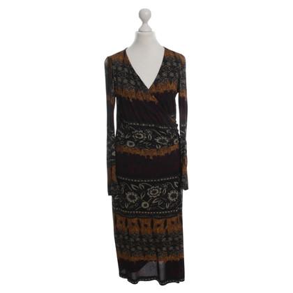 Etro Print jurk