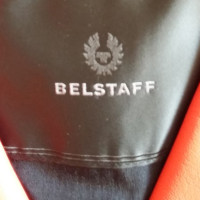 Belstaff Veste en cuir rouge Belsfaff tg42