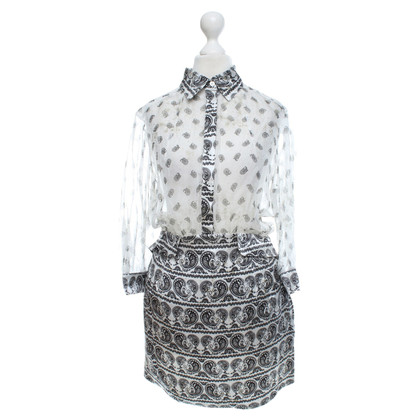 Balmain Dress with paisley print