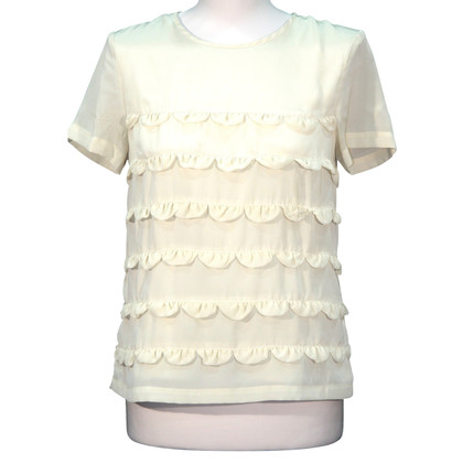 French Connection Blouse beige