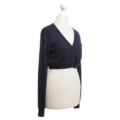Moschino Cheap and Chic Kort jasje in blauw