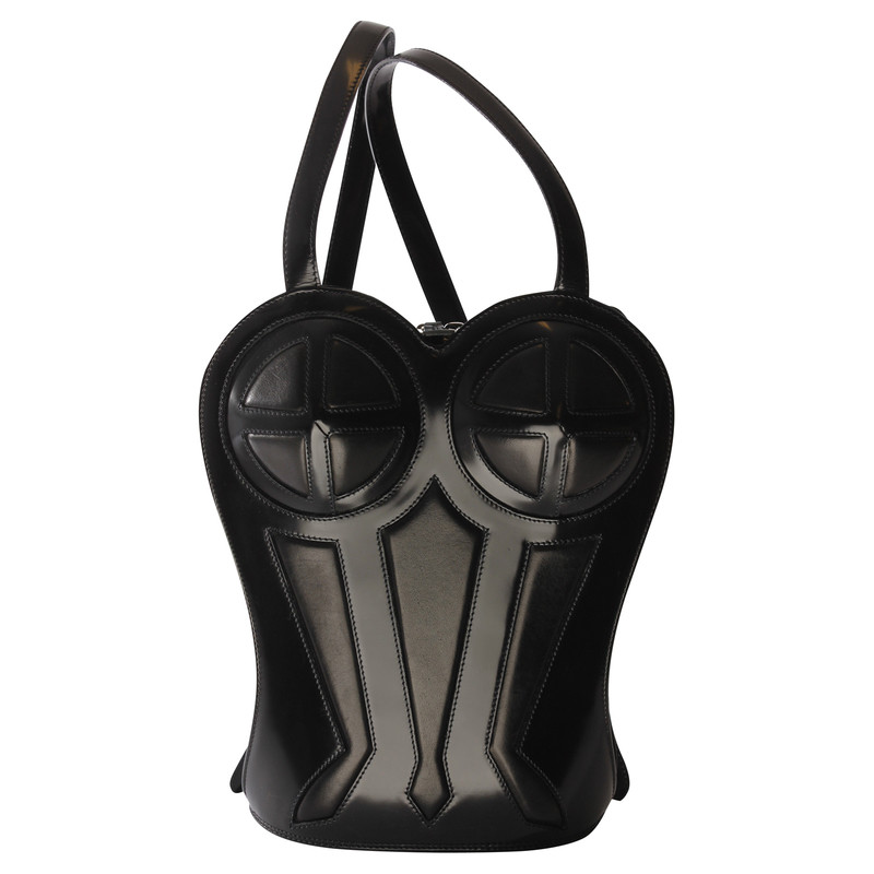 jean paul gaultier sac dos bustier acheter jean paul gaultier sac dos bustier second hand. Black Bedroom Furniture Sets. Home Design Ideas