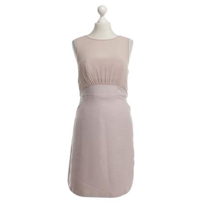 Reiss Nude colored dress