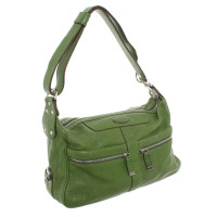 Tod's Leather handbag in green